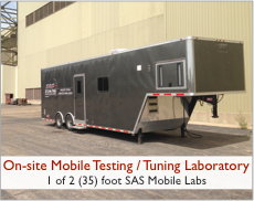 The SAS Global MATS Compliance Division has the experience, advanced testing equipment, and high performance components to make sure your facility is MATS and CSAPR compliant.